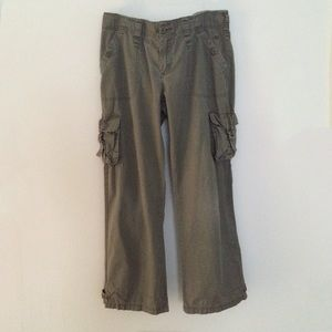 The North Face Army Green Cargo Utility Pants 12